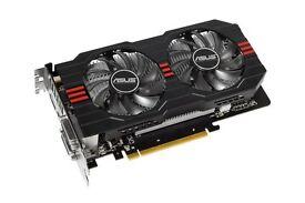 ASUS HD 7770 2gb DDR5 PCIE3.0