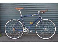 Brand new single speed fixed gear fixie bike/ road bike/ bicycles + 1year warranty & free service ck