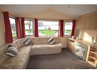 STUNNING FOR A FIRST TIME BUYER OF A STATIC CARAVAN. NOW FOR SALE IN DEVON,DAWLISH WARREN,EXETER