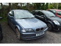 BMW 320i Se Breaking for PARTS