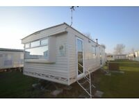 Cosalt Pentire Static Caravan 2 bed 29 ft x 12 ft. 50 Week Occupancy Per Year