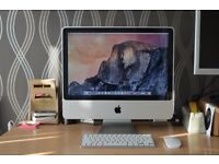 IMAC MID 2007 - WIRELESS KEYBOARD AND MOUSE INCLUDED