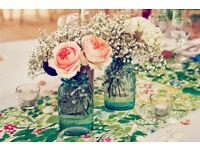 Ball mason vintage vases