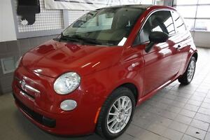 2012 Fiat 500 Pop A/C, MAGS, AUT, CRUISE CONTROL