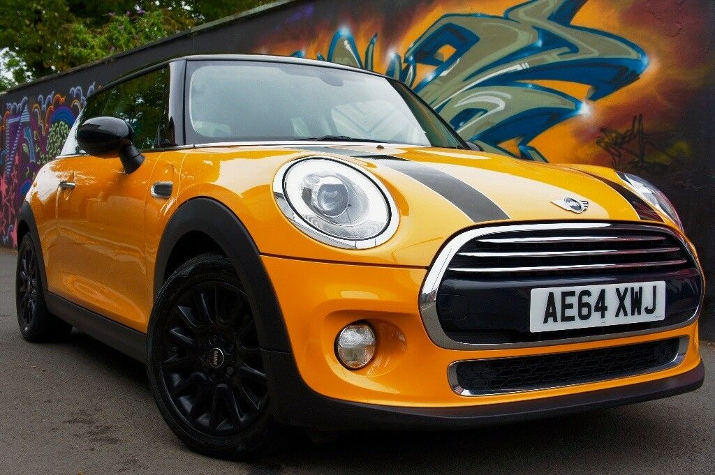 Mini Cooper D F56 Chili Media Xl 3dr Hatch Manual In Roath
