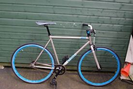 Vodoo Fixie with flip flop hub Size Large