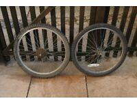 bike bicycle wheels and tyres