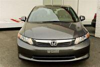 2012 Honda Civic LX 2012