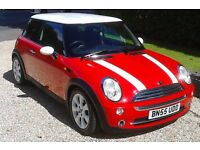 55 Reg Mini Cooper In Superb Condition, MOT, FSH & A Credit To It's 2 Private Owners