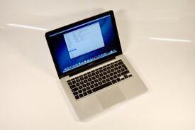 MacBook Pro 13.3'', 2.4GHz, Intel Core 2 Duo, 4GB 1067MHz DDR3 Memory RAM, 500 GB HD