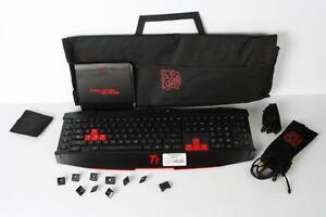 Clavier de gamer TT Esport (A026116)