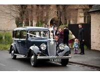 Vintage Wedding Car Hire - Letchworth, Bedford and surrounding areas