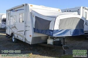 2008 R-Vision Bantam F17 Travel Trailer