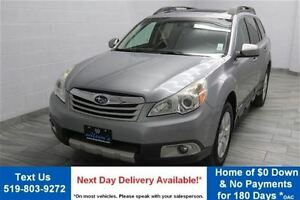 2011 Subaru Outback AWD 2.5i SPORT w/ SUNROOF! ALLOYS! HEATED SE
