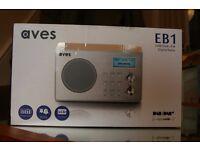 DAB digital radio - aves ev1