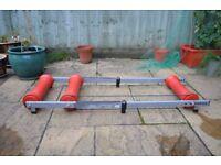 Elite Parabolic Training Rollers