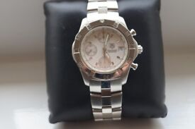 Tag Heuer 2000 Exclusive automatic mechanical chronograph wristwatch - Swiss - CN2110-0 - Cal 16