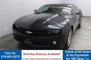 2013 Chevrolet Camaro 2LT w/ LEATHER! HEATED SEATS! SUNROOF! REV