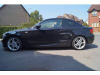 Exceptional BMW 118D M Sport 2 Door Coupe - Only ever been touched by BMW - FULL main dealer history