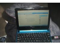 acer aspire one note book