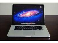 "CORE i5 13"" Apple MacBook Pro 2.5Ghz 4gb 500GB HDD Logic Pro X Reason Cubase FL Studio 11 Sibelius"