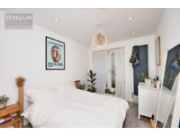 Beautiful 2 bed flat with open lounge/kitchen plan in Lower Clapton, Hackney, E5 area