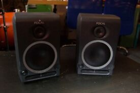 Focal Cms 40 Active Studio Monitors Pair