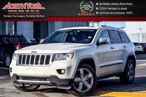 2011 Jeep Grand Cherokee Limited|Pano Sunroof|Leather|Nav|RearCa