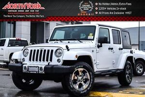 2017 Jeep WRANGLER UNLIMITED New Car Sahara 4x4|Nav|Leather|Conn