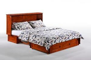 Clover Murphy Cabinet Bed - INSTANT Guest Bed! SAVE $$$