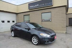 2013 Dodge Dart SXT/Rallye Navigation, Bluetooth, Back-up Camera