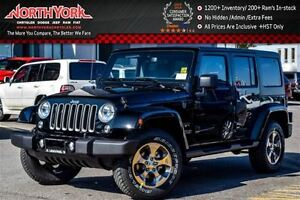 2016 Jeep WRANGLER UNLIMITED NEW Car Sahara|Connectivity Pkg|Nav