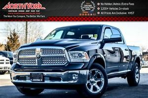 2017 Ram 1500 New Car Laramie 4x4|Crew w/6.3ftBox|Convi.,Trailer