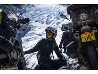 KLIM Altitude Ladies GoreTex Motorcycle Suit UK 8 Jacket, Small Pant RRP £1,124