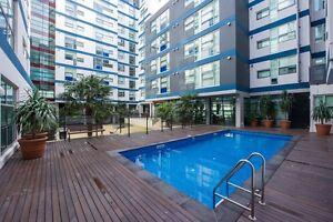 Studio student apartment next to Melbourne University Carlton Melbourne City Preview
