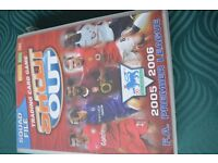 Shoot Out Collector Cards & Binders 05/06 & 06-07 + Topps Match Attax 07/08
