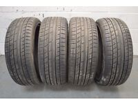 275/40 R22 Accelera Tyres Nearly New