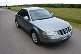 Passat 2004-Perfect condition -Full Leather-Low millage