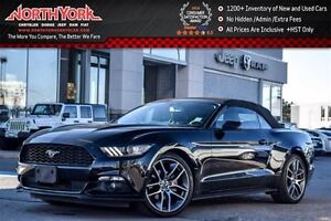 2015 Ford Mustang EcoBoost Premium Convertible Leather NavReady