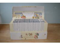 World of Beatrix Potter Peter Rabbit complete collection