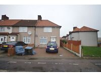 Spacious 3 Bedroom House with Garden and Driveway in Dagenham NO DSS