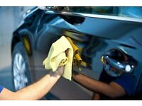 Mobile Car Valeting Service In & Out Wash £10