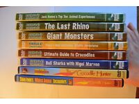 8 Wildlife and Animal DVDs