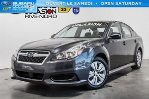 2013 Subaru Legacy BLUETOOTH+SIEGES.CHAUFFANTS