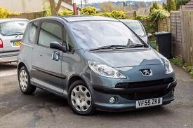 Peugeot 1007 Dolce 1.6 16v Automatic - ONLY 38,000 MILES