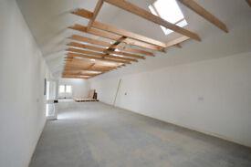 Large Modern Workshop / Studio Available for Rent