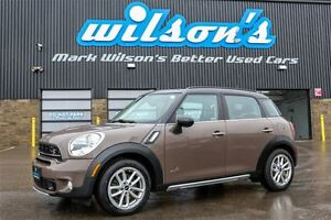 2015 MINI Cooper Countryman WS  COUNTRYMAN! AWD! $77/WK, 5.49% Z