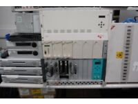 Full Satellite TV network system including signal amplifier and Headend. Multi-room digital channels