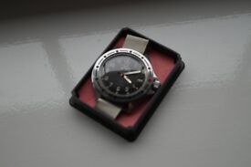 Wostock Generalskie manual wind mechanical wristwatch - Russia - New old stock - Cal 2414-Circa '00