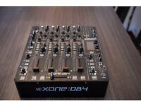 Allen & Heath X-One DB4 professional DJ mixer